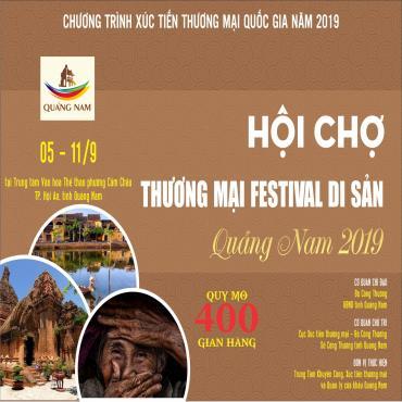 Quang Nam Heritage Festival 2019